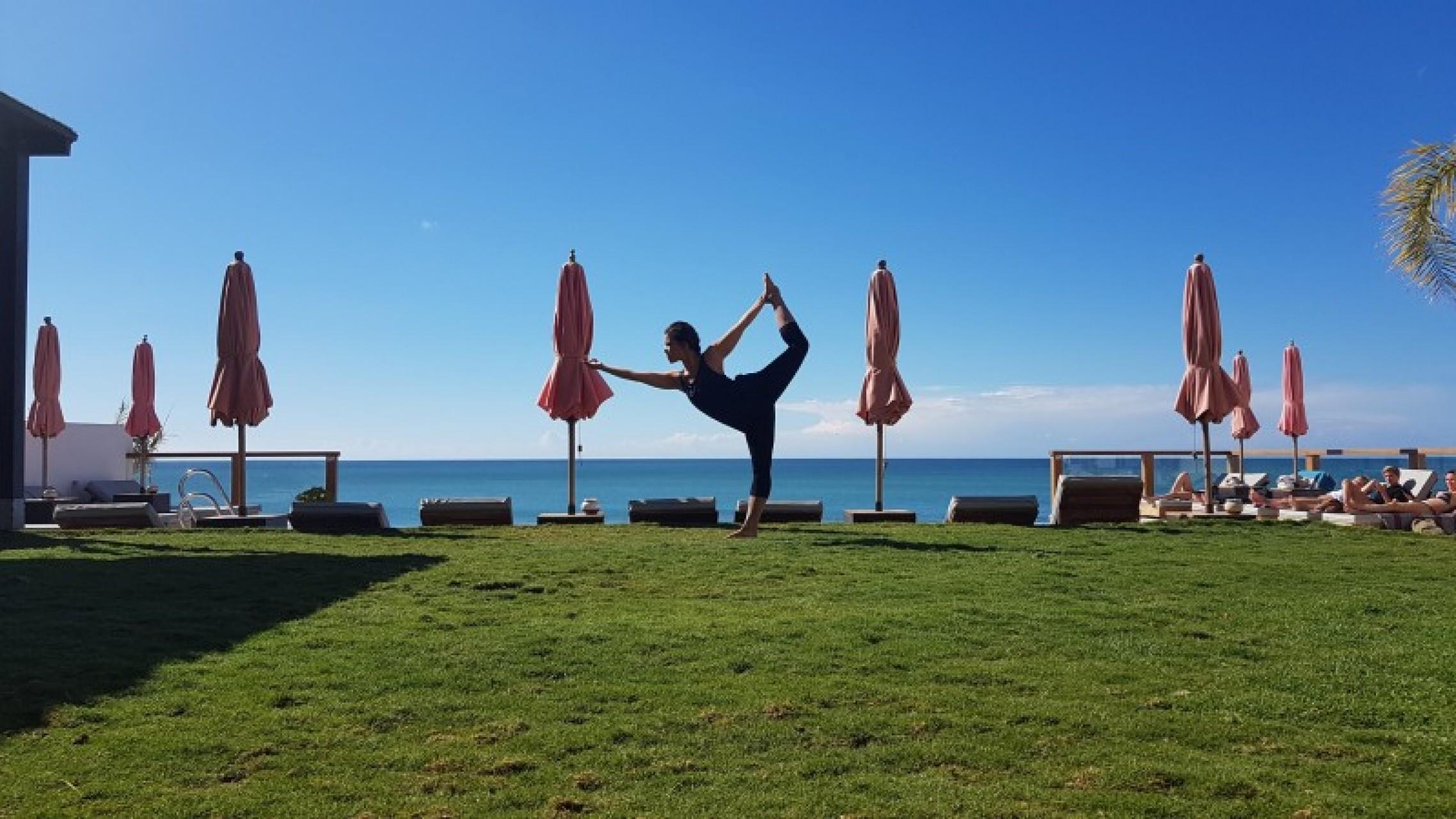 Yoga retreat - yoga - Surf Maroc