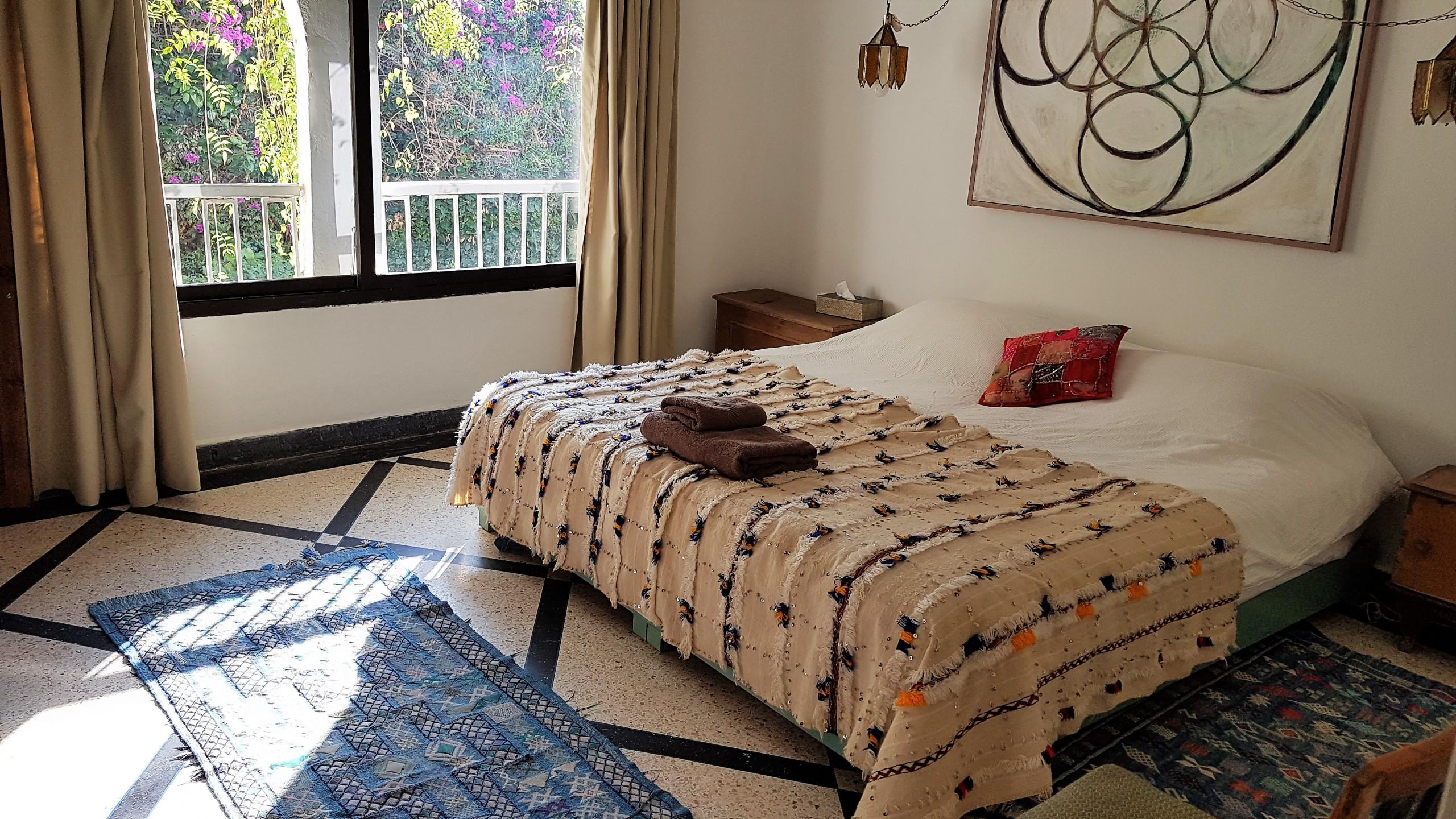 Bedroom - Surf Maroc - Villa Mandala