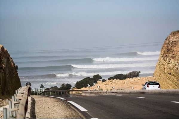 waves - surf maroc