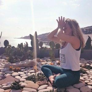 meditation day - surf maroc