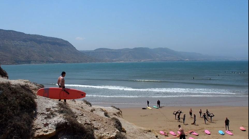 surf maroc - summer Balm.