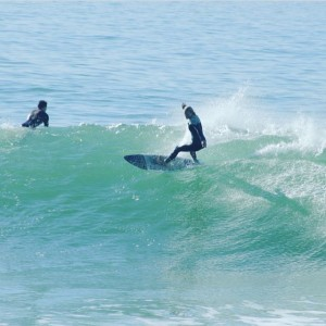 shortboard surfing surf maroc villa mandala