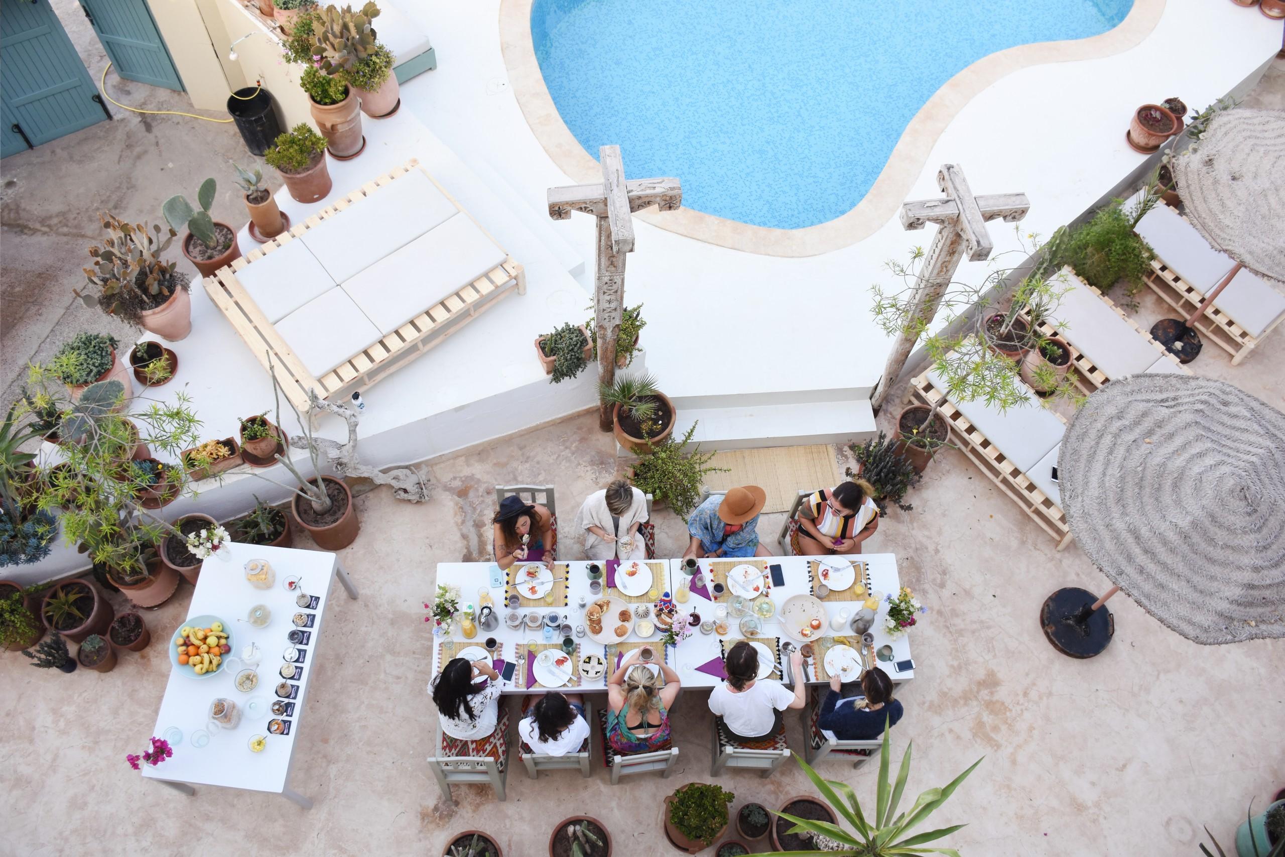 Villa Mandala Surf Maroc