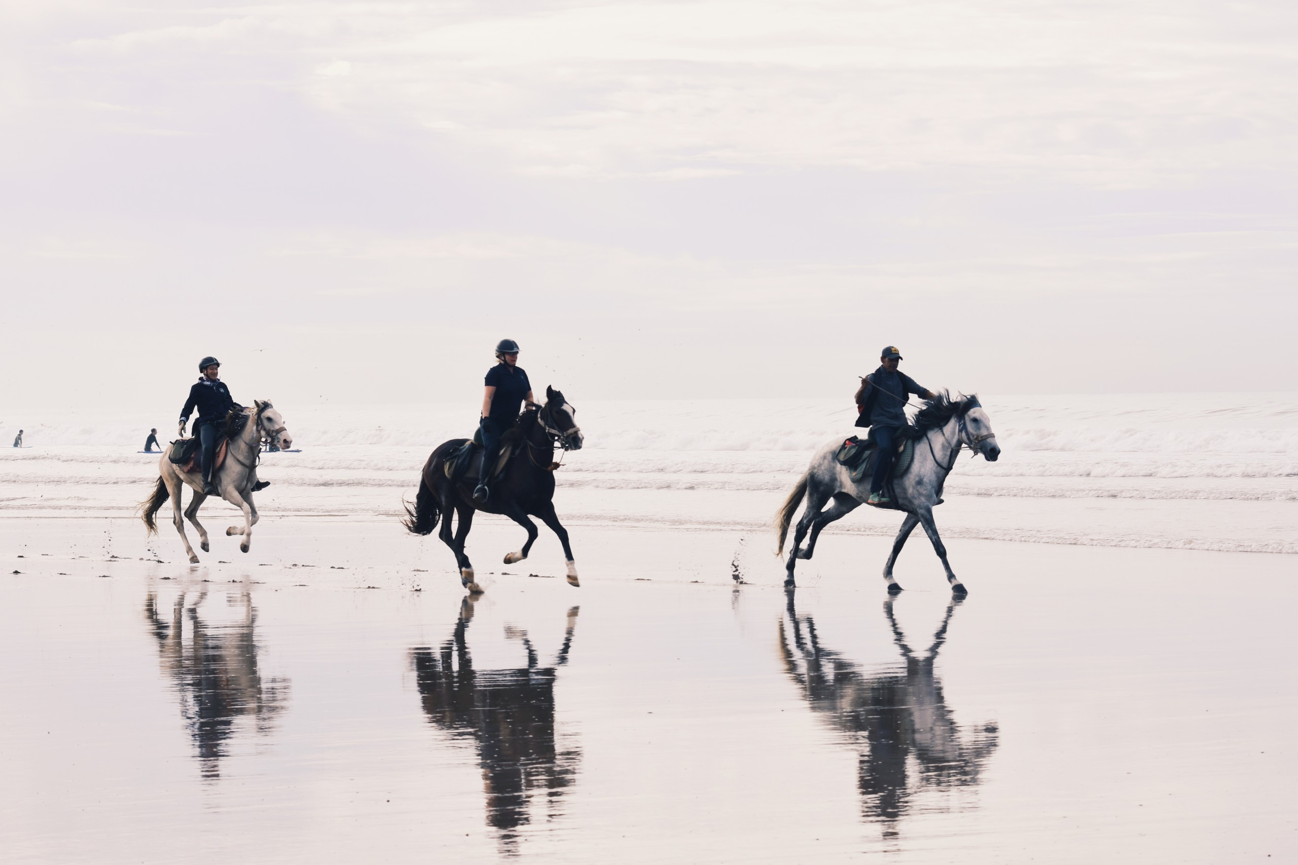 Horse Riding Taghazout Surf Maroc Summer