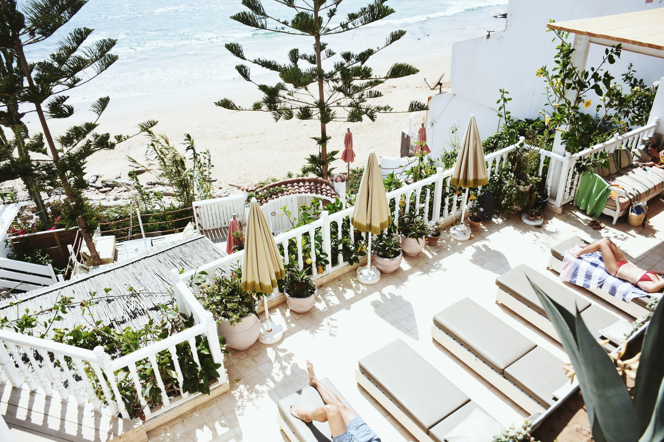 Taghazout Villa Surf Maroc Summer