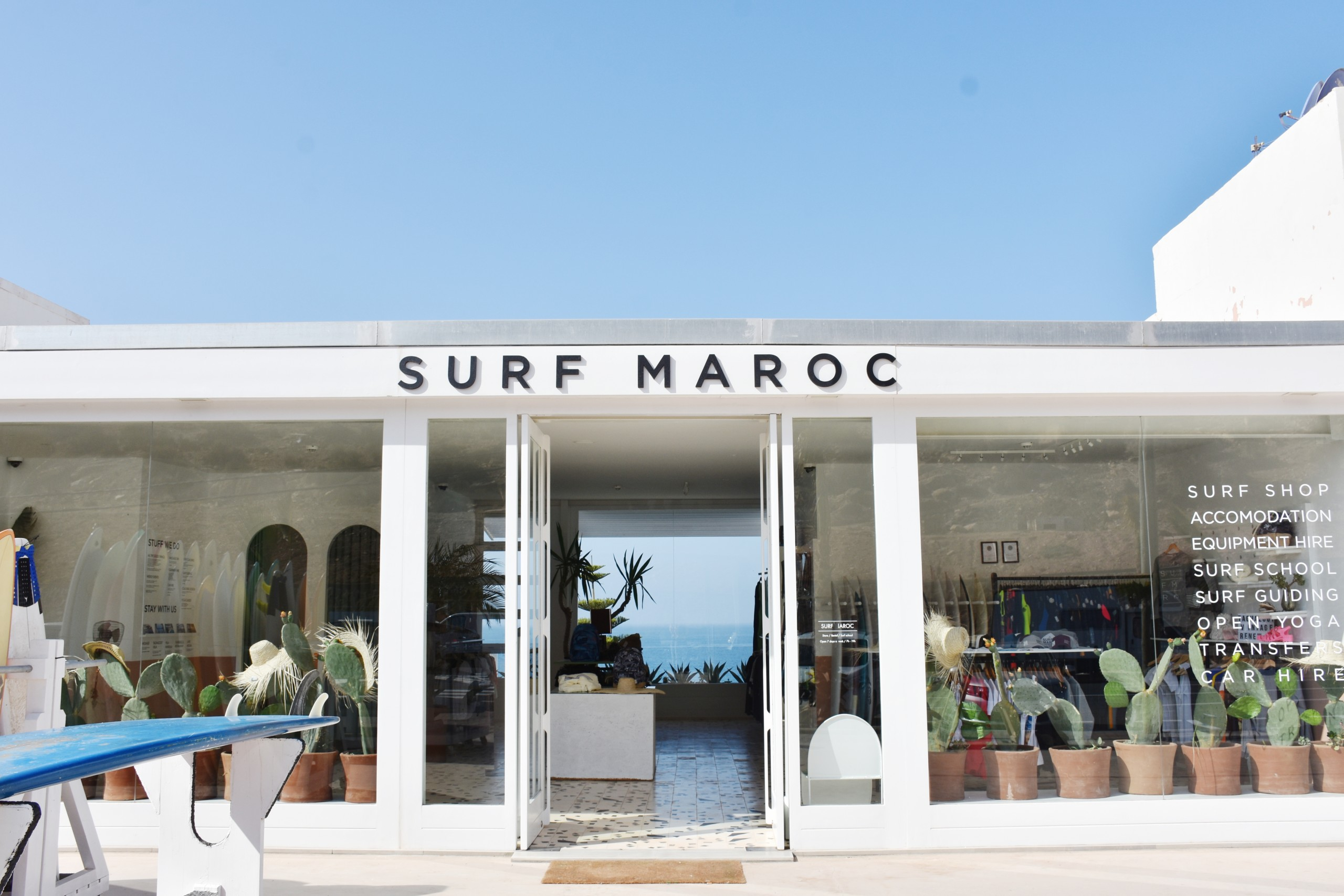 Surf Surf Surf Maroc store surf taghazout