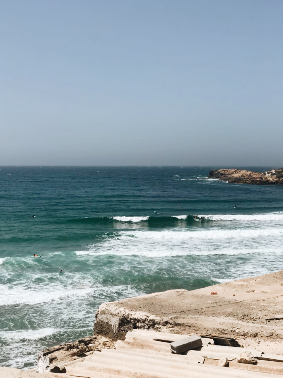 Surf Maroc Summer Swell Imsouane
