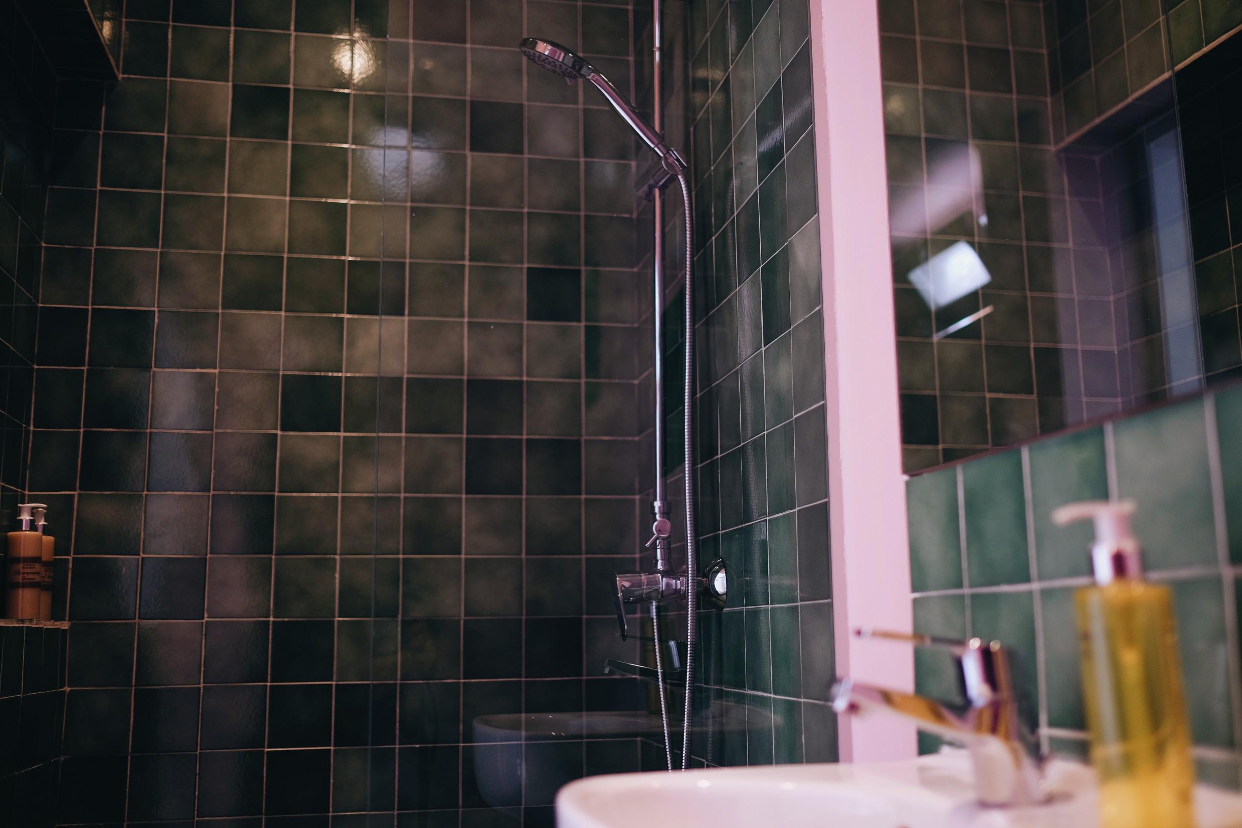 Taghazout Villa Bathroom