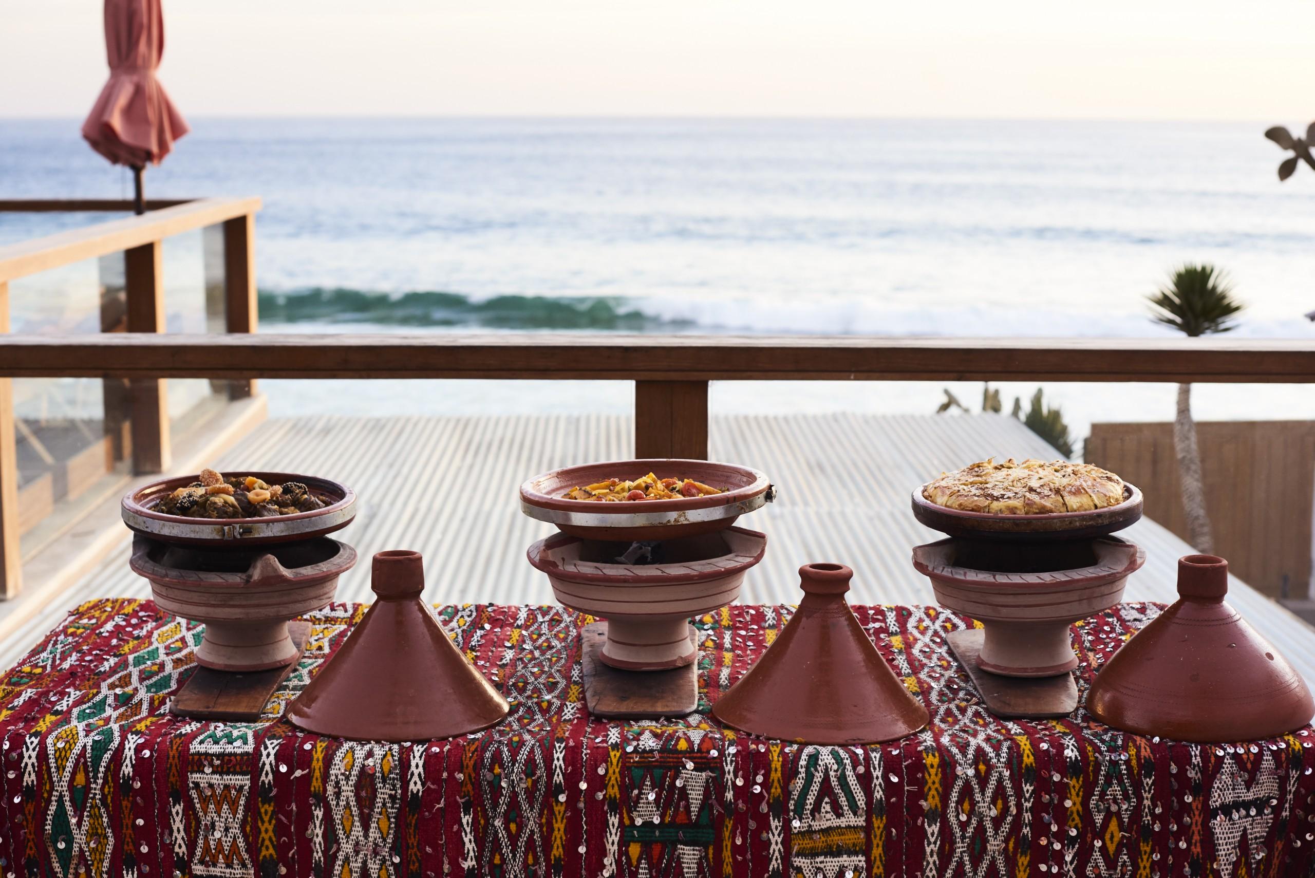 food amouage surf maroc