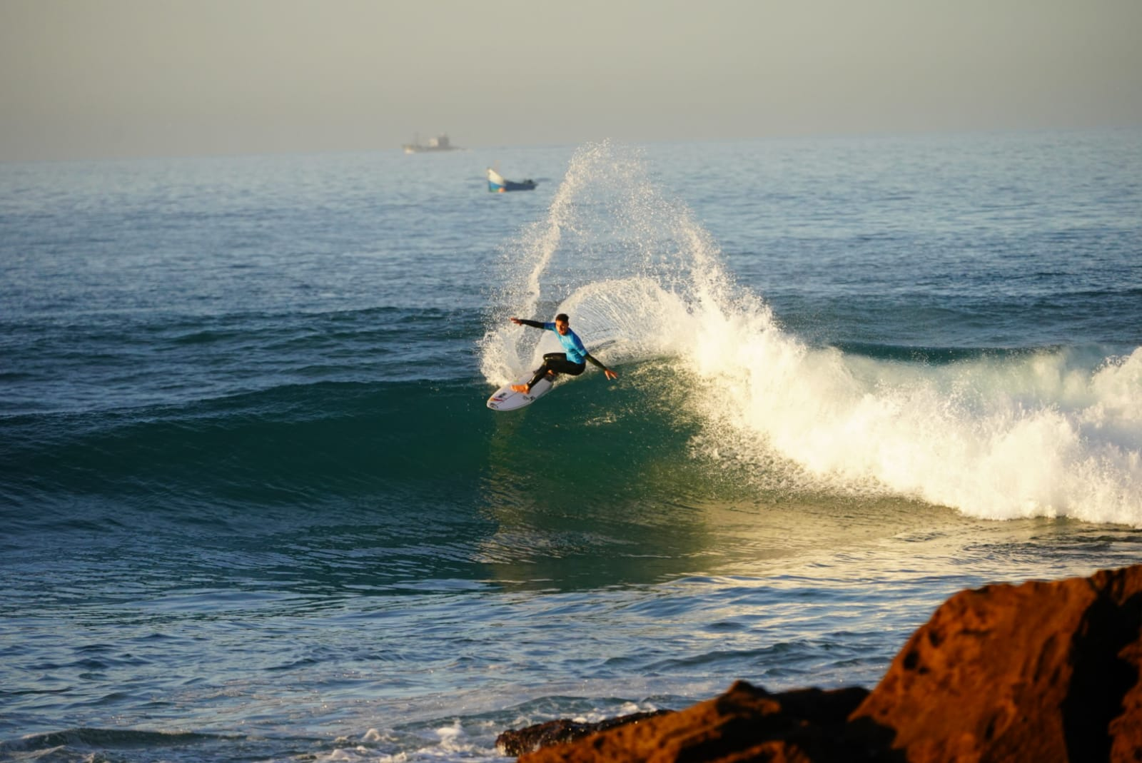 pro taghazout bay surf maroc