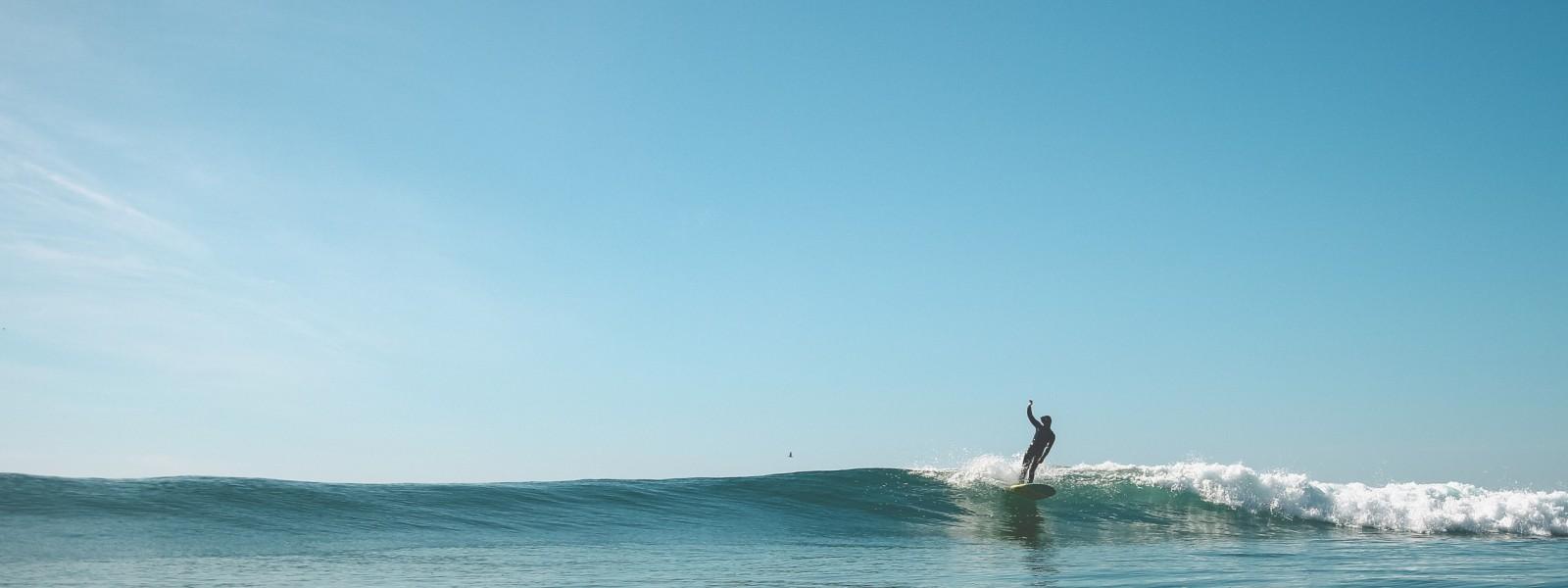Imsouane - surf maroc - the bay