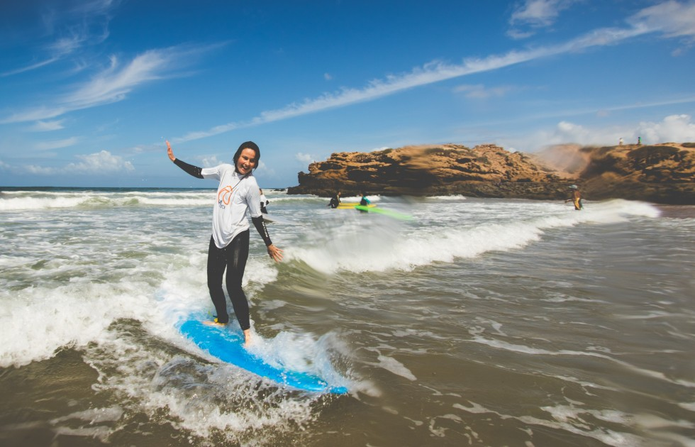 65d1308dbe Surf Coaching - Surf Maroc