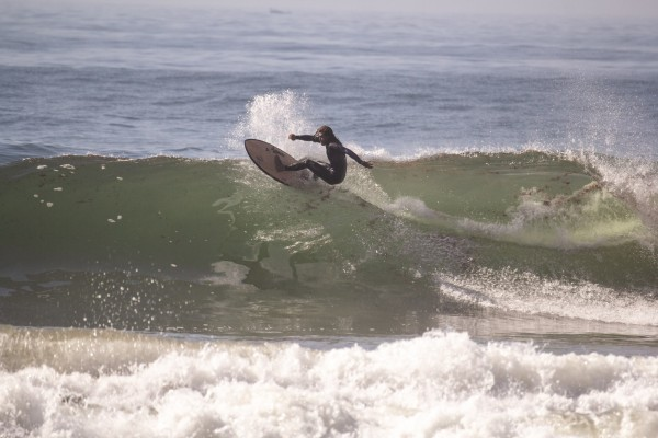 Surf Maroc swell winter